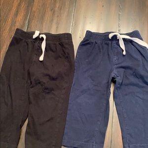 2 Pair Jersey Pants